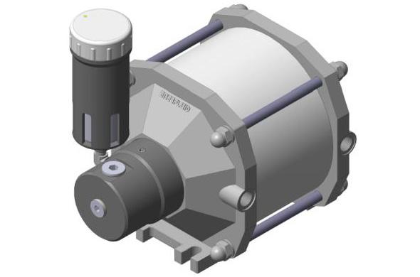 Air/Oil pressure multipliers