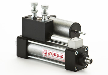 Hydraulic speed regulators